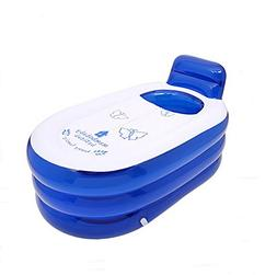 POTA Foldable Durable Adult SPA Inflatable Bath Tub with Ele