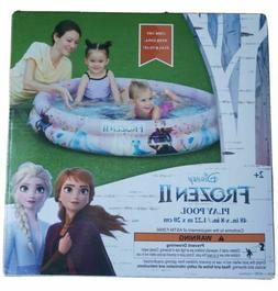 Disney Frozen 2 Inflatable Play Pool 4 foot Young Children F