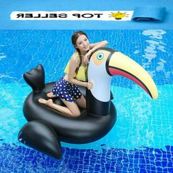 Full Size Inflatable Giant Woodpecker Pool Float-Giant Ride