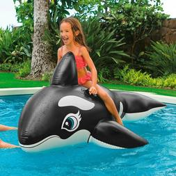 Jilong FUN 190x 92 cm Inflatable Whale Huge Large Pool Toy N
