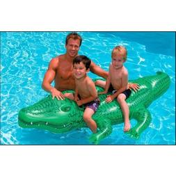 Intex - Giant Gator Ride-On, , for Ages 3+