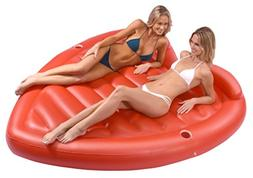 Giant Heart Pool Float - Fits 2 people!