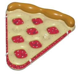 Swimline Giant Inflatable Cherry Pie Slice Pool Float