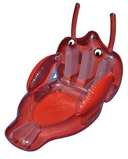 Swimline Giant Inflatable Lobster Pool Lounge