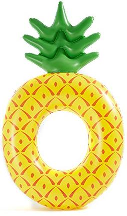 Luxy Float Giant Inflatable Pineapple Pool Float for Adults