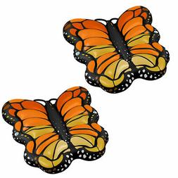 Swimline Giant Monarch Butterfly Inflatable Ride On Pool Flo