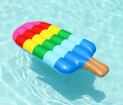 giant popsicle pool float inflatable ice pop