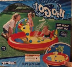 Bestway H2O GO! Inflatable Garden Play Center Swimming Pool