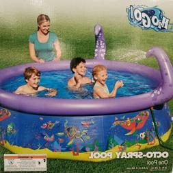 H2O GO! Octo-Spray Inflatable Pool Bestway - FREE SHIPPING
