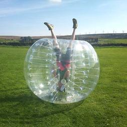 HolleywebTM Bubble Soccer Ball Suit Dia 5'  Inflatable Body