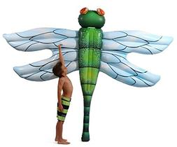 Coconut Float Gigantic Dragonfly Inflatable Raft & Pool Floa