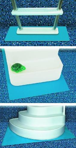 HydroTools by Swimline Protective Pool Ladder Mat and Pool S