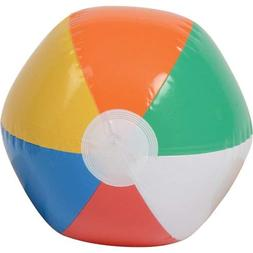 DollarItemDirect Inflatable Beach Balls / 8 INCH , Sold by 6