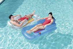 Bestway Inflatable Chair Swimming Pool Fashion Lounger Lilo