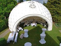 Inflatable Commercial Wedding Event Nightclub Bar Pool Patio