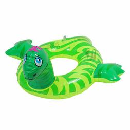 Swim Central Inflatable Dinosaur Swim Ring Tube Pool Float f