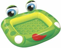 Inflatable Frog Baby Swimming Pool 50x43