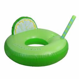 Swim Central Inflatable Green Margarita Lime Wedge Pool Floa