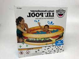 BigMouth Inc Inflatable Kiddie Pool, Durable Plastic Baby Po