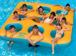 Inflatable Labyrinth Pool Island for Kids