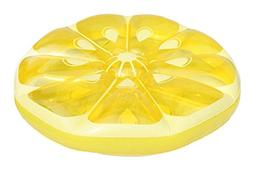 Pool Central Inflatable Lemon Fruit Slice Swimming Pool Isla