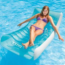 Inflatable Lounge Swimming Pool Floats For Adults Lounger Co