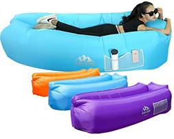 WEKAPO Inflatable Lounger Air Sofa Hammock-Portable,Water Pr
