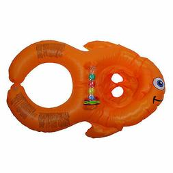 Swim Central Inflatable Me and You Goldfish Baby Seat Pool F