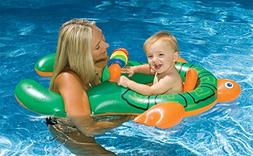 NOTFOUND Inflatable Me & You Baby Pool Float Turtle