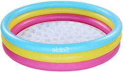 Sable Inflatable Pool Kids Pool Water Sports with Two Air No