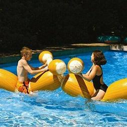 Inflatable Pool Raft Water Sports Party Games Swimming Float
