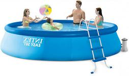 inflatable pool w accessories 15 x 42
