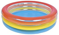 "Jilong Inflatable Ribbon Kiddie Pool for Ages 6+, 73.5"" x 20"