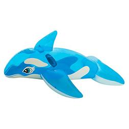 Childs Inflatable Ride-on Whale 60'' x 45'' Intex