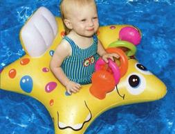 Inflatable Starfish Baby Pool Float Tube