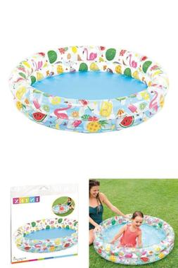 inflatable stars kiddie 2 ring circles swimming