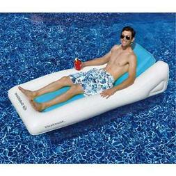 Swimline Inflatable SunSoft Hybrid Ride On Swimming Pool Flo