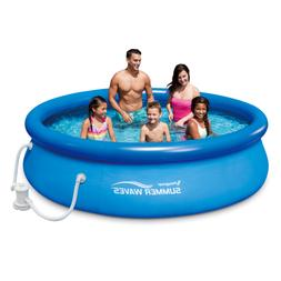 inflatable swimming pools 10 x 30 quick