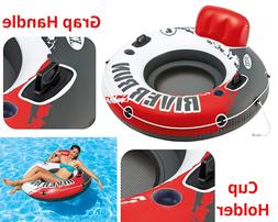 Inflatable Water Float Tube Sport Lounge swimming pool Lake