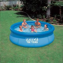"INTEX 10x30"" Quick Set Inflatable Ring Above Ground Pool w A"
