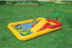 intex ocean inflatable play center 100 x