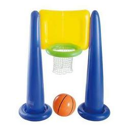 Big Play Sports Jumbo Inflatable Floating Pool Basketball Ho