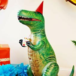 Jurasssic Inflatable NEW T-Rex 43 Long Blow Up Dinosaur Toy