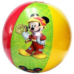 KidPlay Products Disney Kids Beach Toys Mickey Mouse Inflata