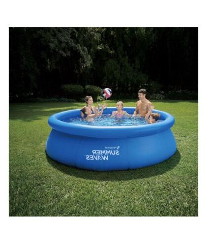 Inflatable Ring Pool Pump