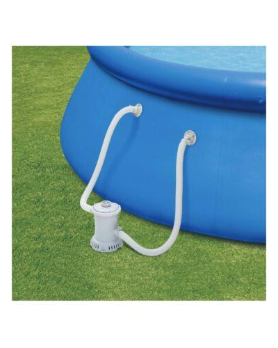 """Summer 10'x30""""Quick Set Inflatable Ring Above Pool Filter Pump"""
