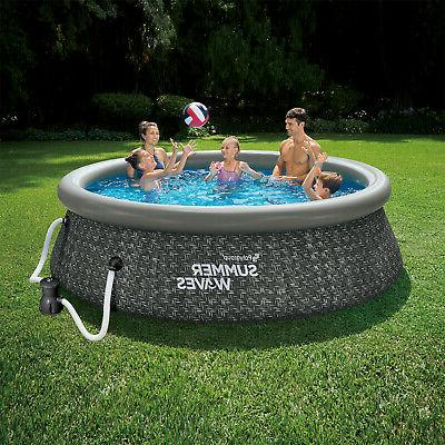 2.5ft Above Ground Swimming Pool
