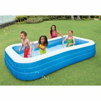 Intex x Swim Family Inflatable