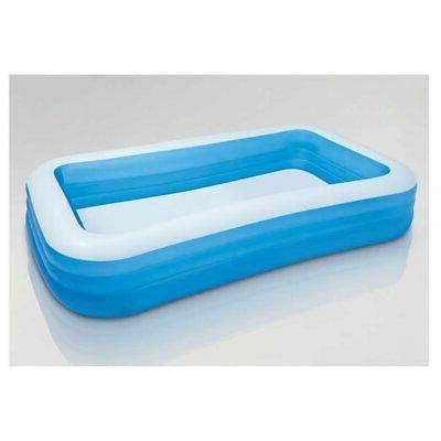 Intex x Swim Family Inflatable Kiddie Swimming Pool