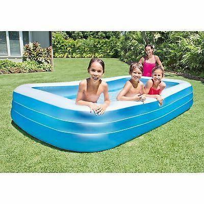 Intex x 2in Swim Center Family Inflatable Kiddie